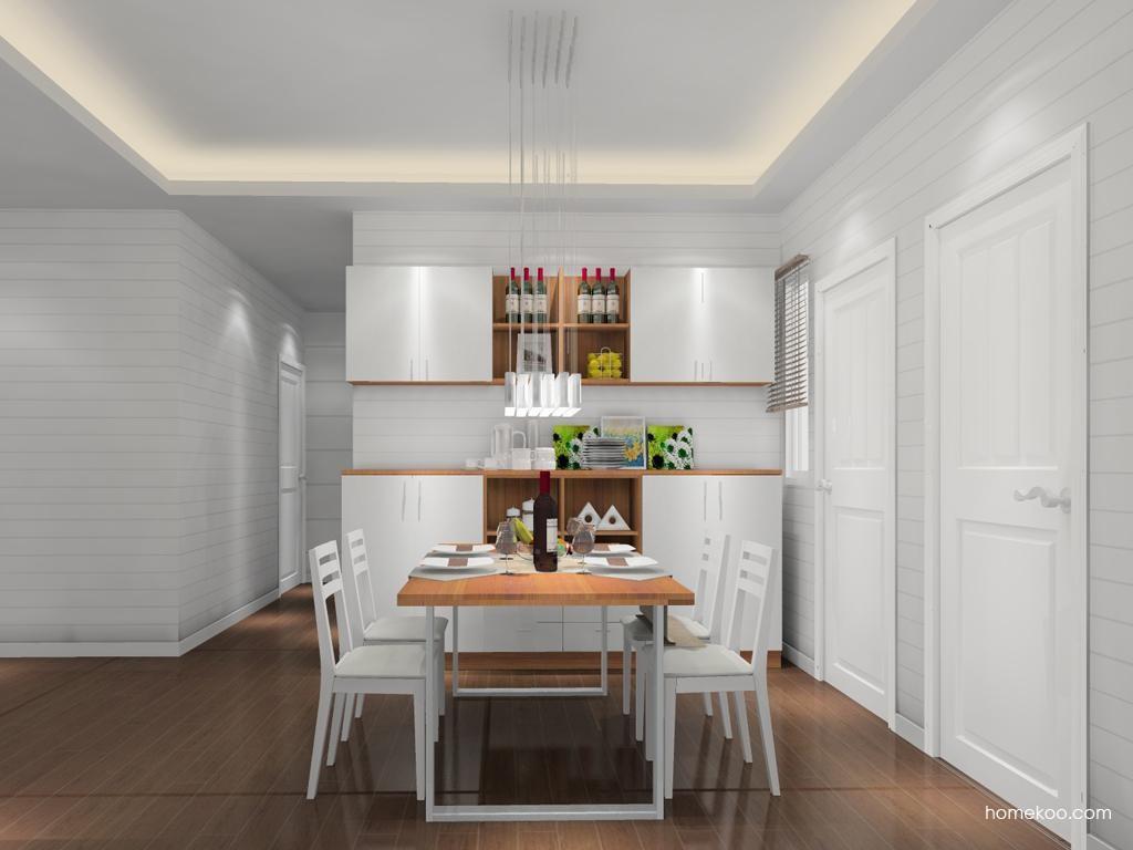 新实用主义餐厅家具E9011