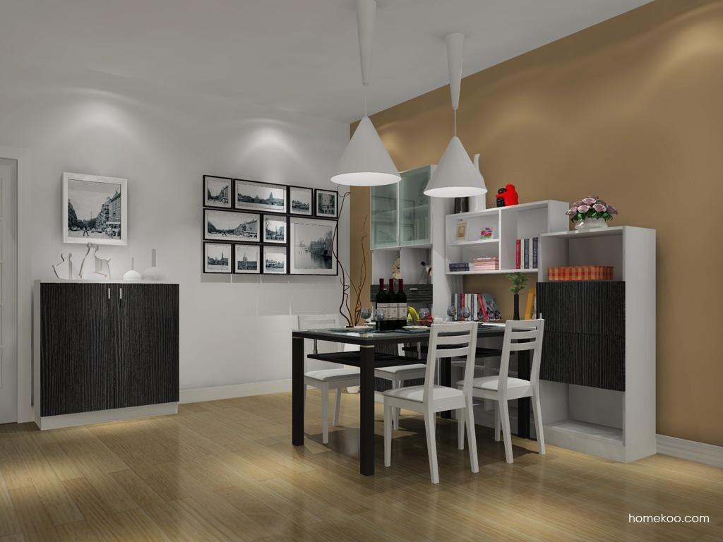 简约主义餐厅家具E9035
