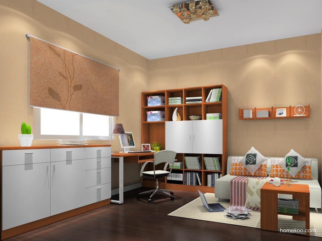 新实用主义书房家具C10620