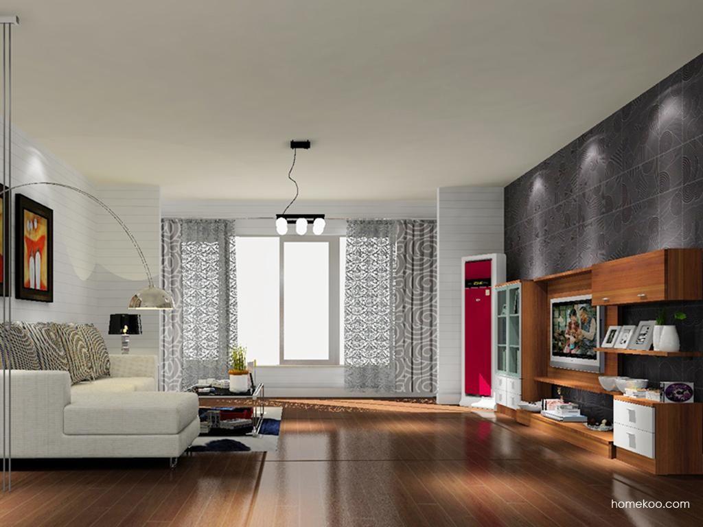 新实用主义客厅家具D9067