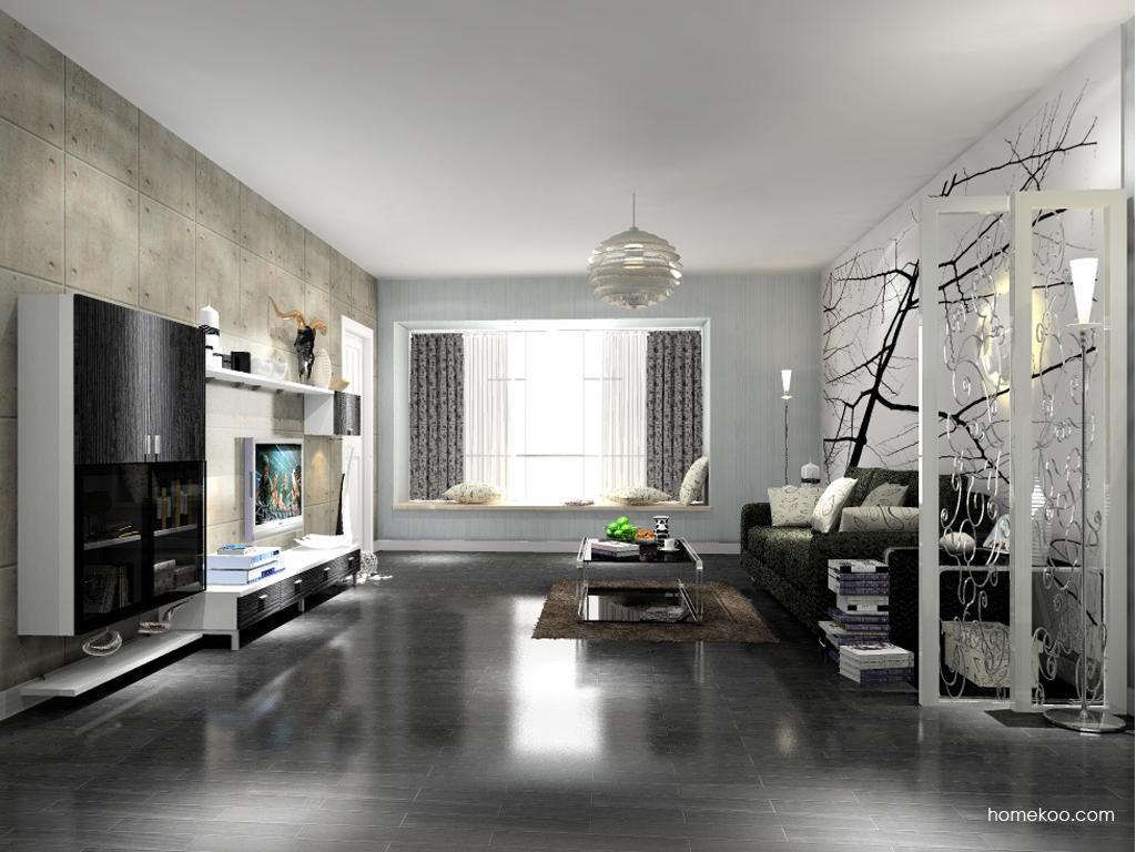 简约主义客厅家具D9070