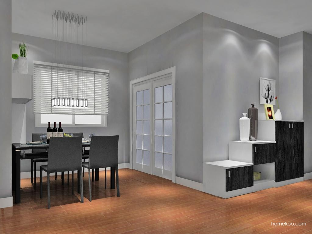 简约主义餐厅家具E9067