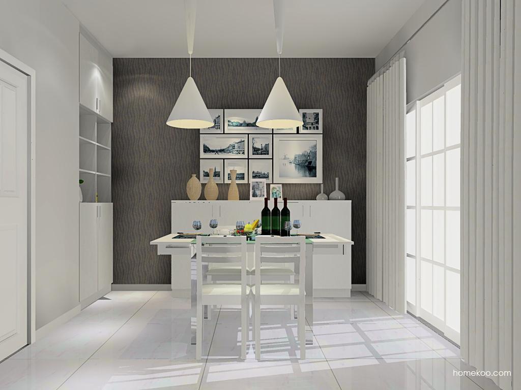 新实用主义餐厅家具E9068