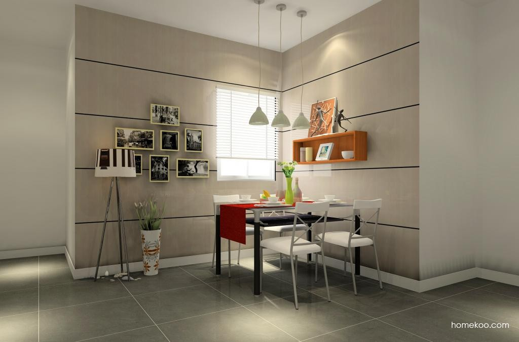 餐厅家具E0056