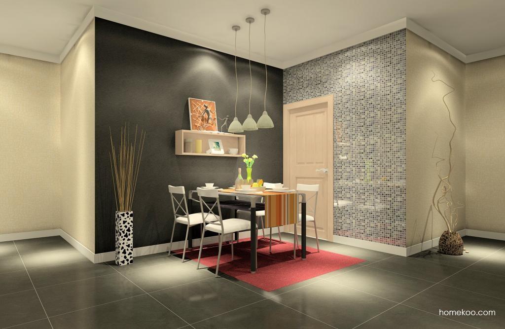 餐厅家具E0061