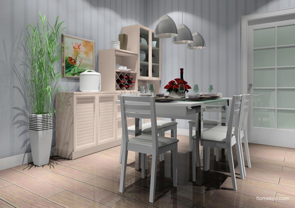 餐厅家具E0064