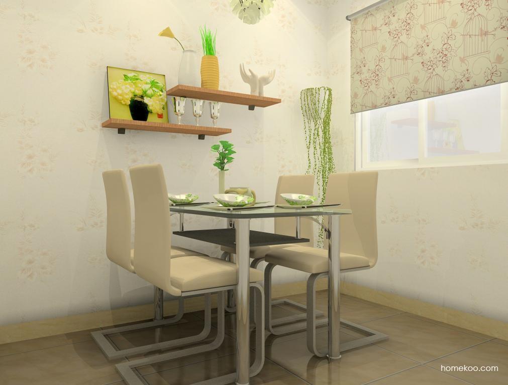 餐厅家具E0073