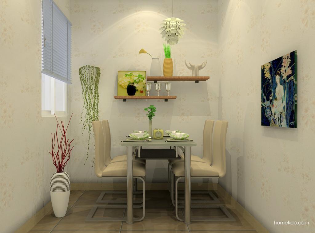 餐厅家具E0074