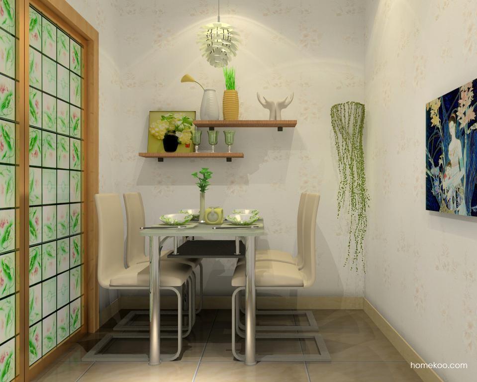 餐厅家具E0075