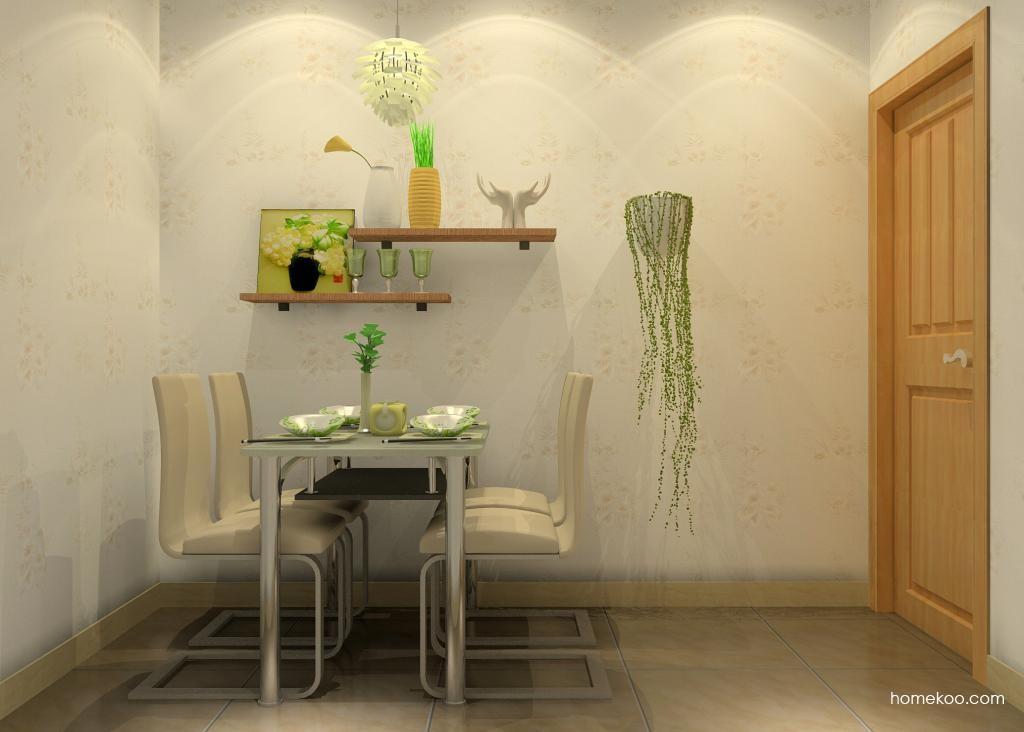餐厅家具E0078