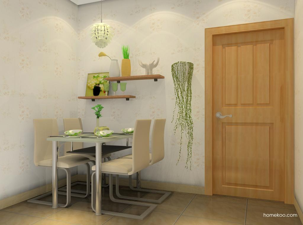 餐厅家具E0080