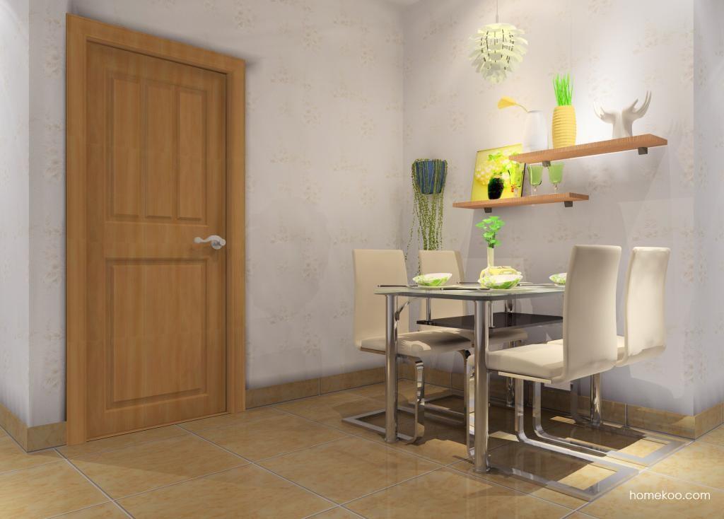 餐厅家具E0087