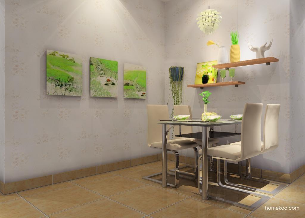 餐厅家具E0088
