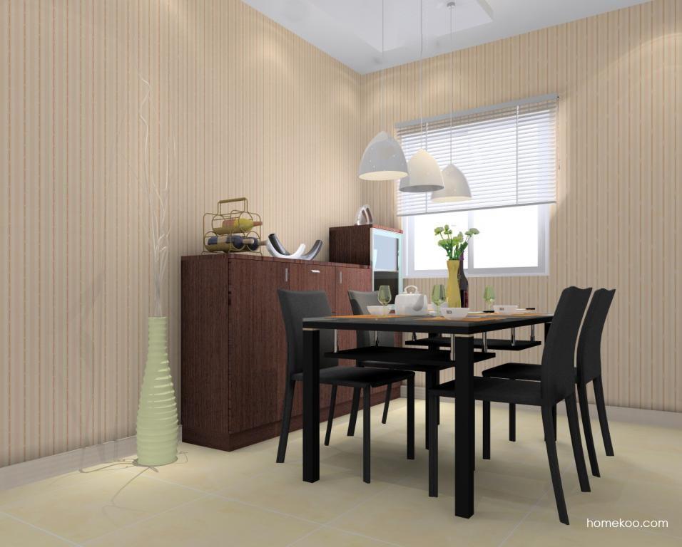 餐厅家具E0092