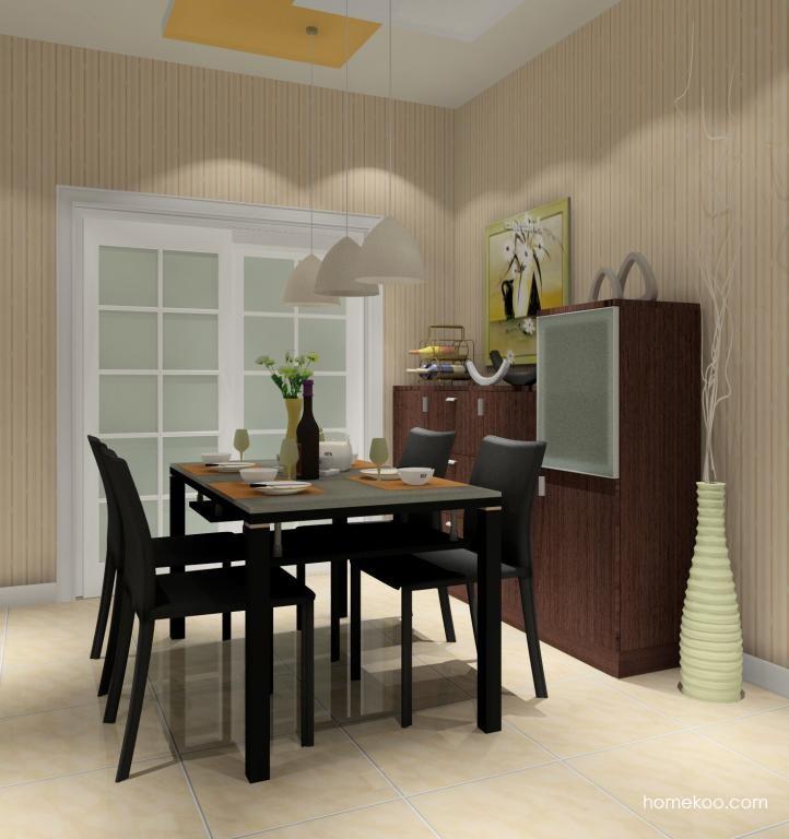 餐厅家具E0117