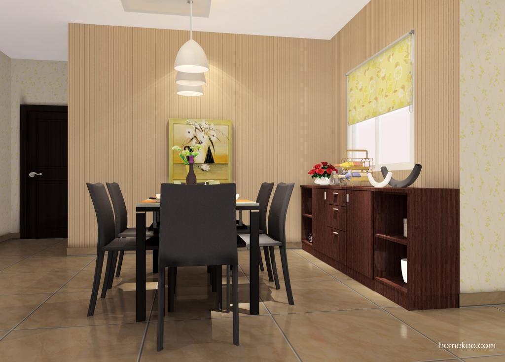 餐厅家具E0131