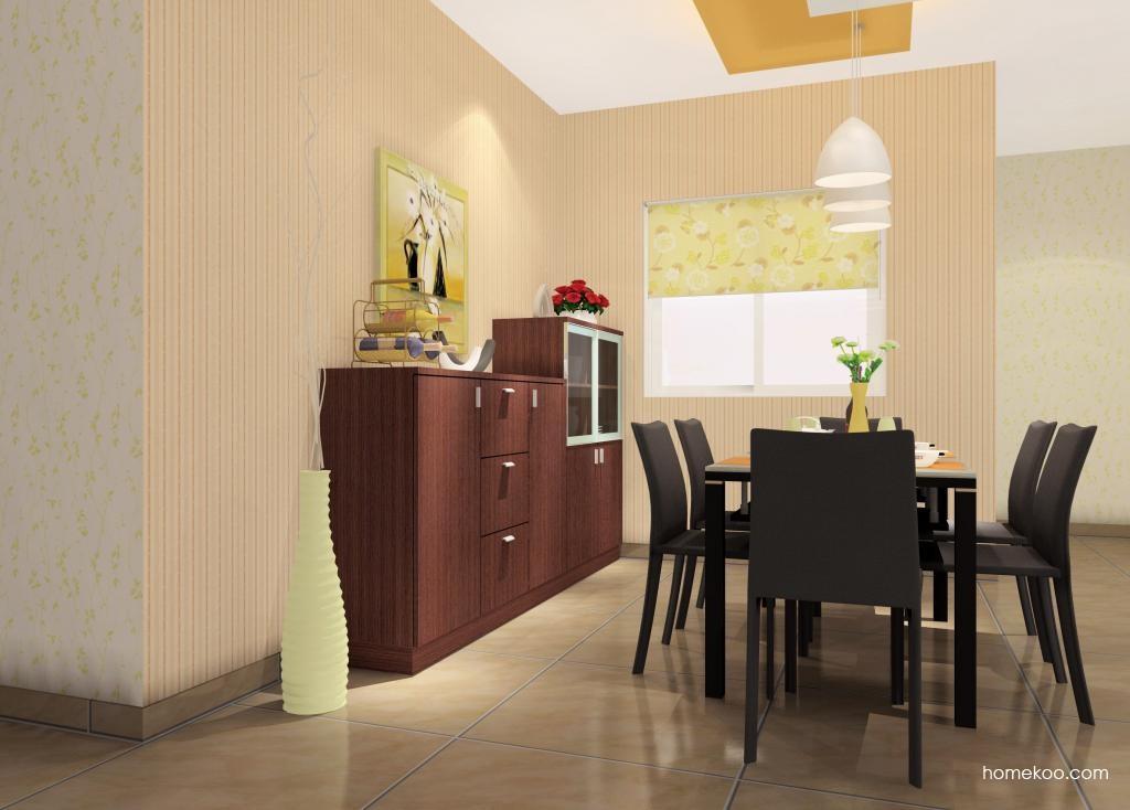 餐厅家具E0132