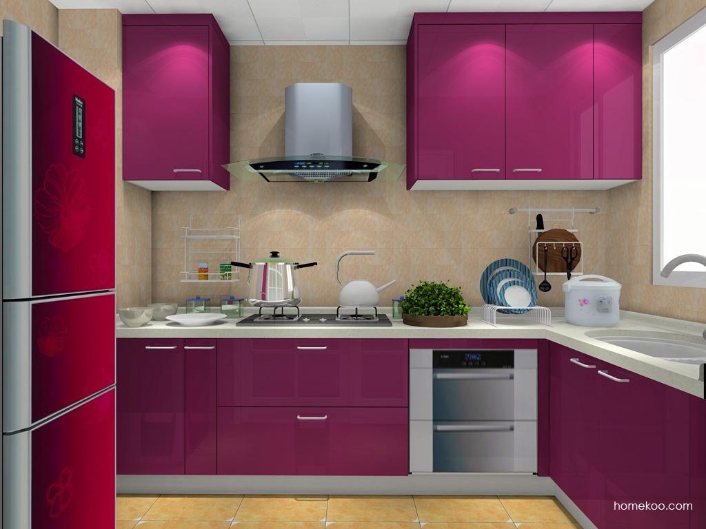 紫晶魅影橱柜F10831