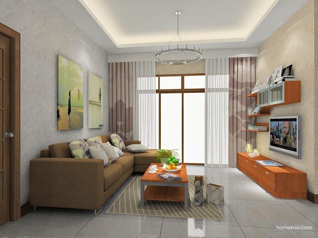 新实用主义客厅家具D9128