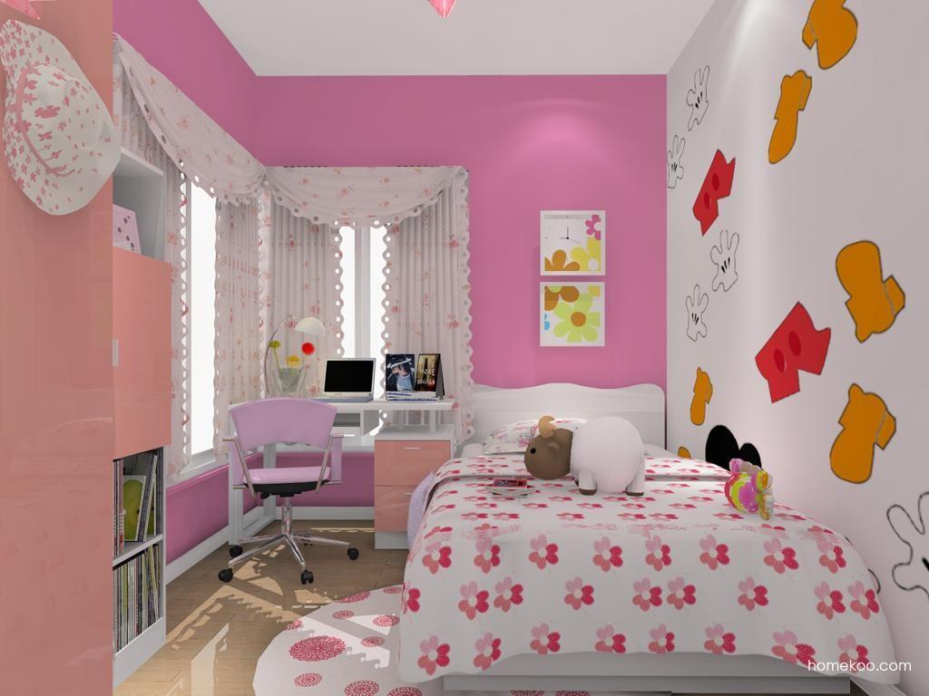 女孩的梦青少年房B11206