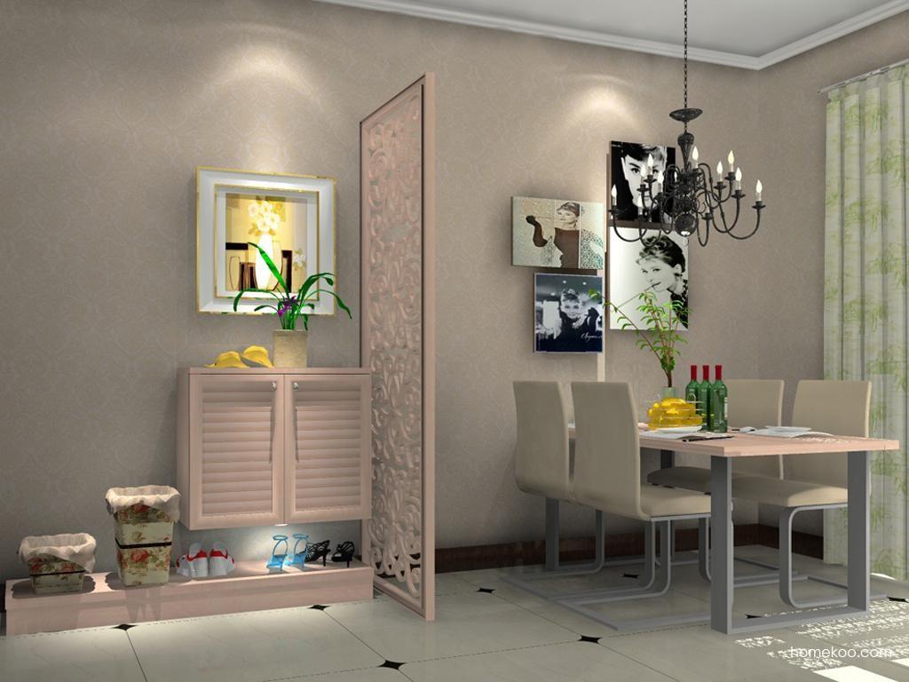 北欧阳光餐厅家具E9127