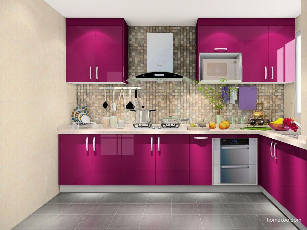 紫晶魅影橱柜F10965