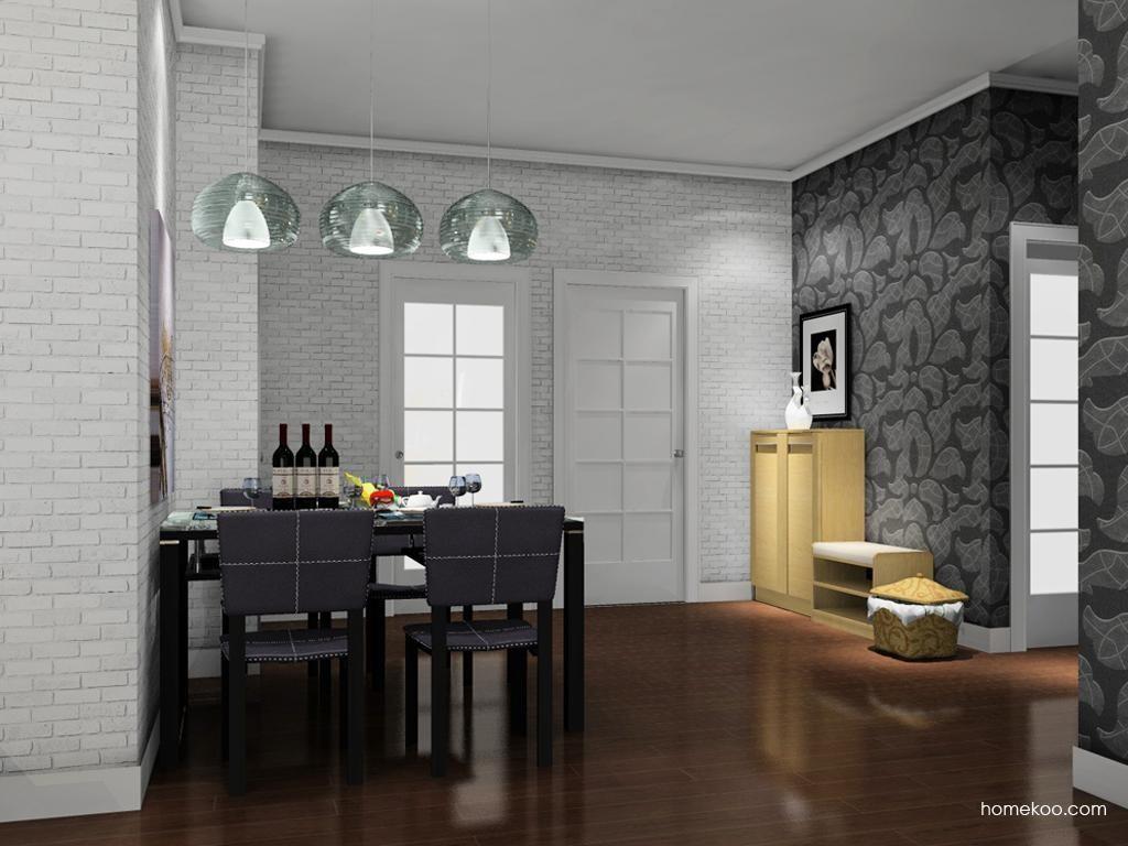 丹麦本色餐厅家具E9148