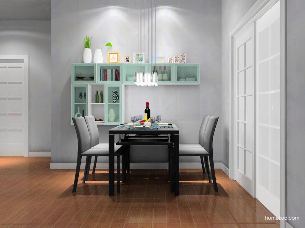 简约主义餐厅家具E9150