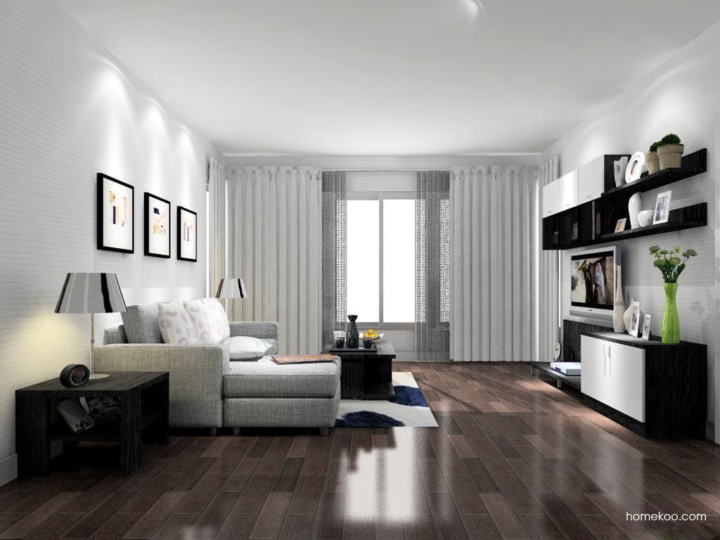 新实用主义客厅家具D9159