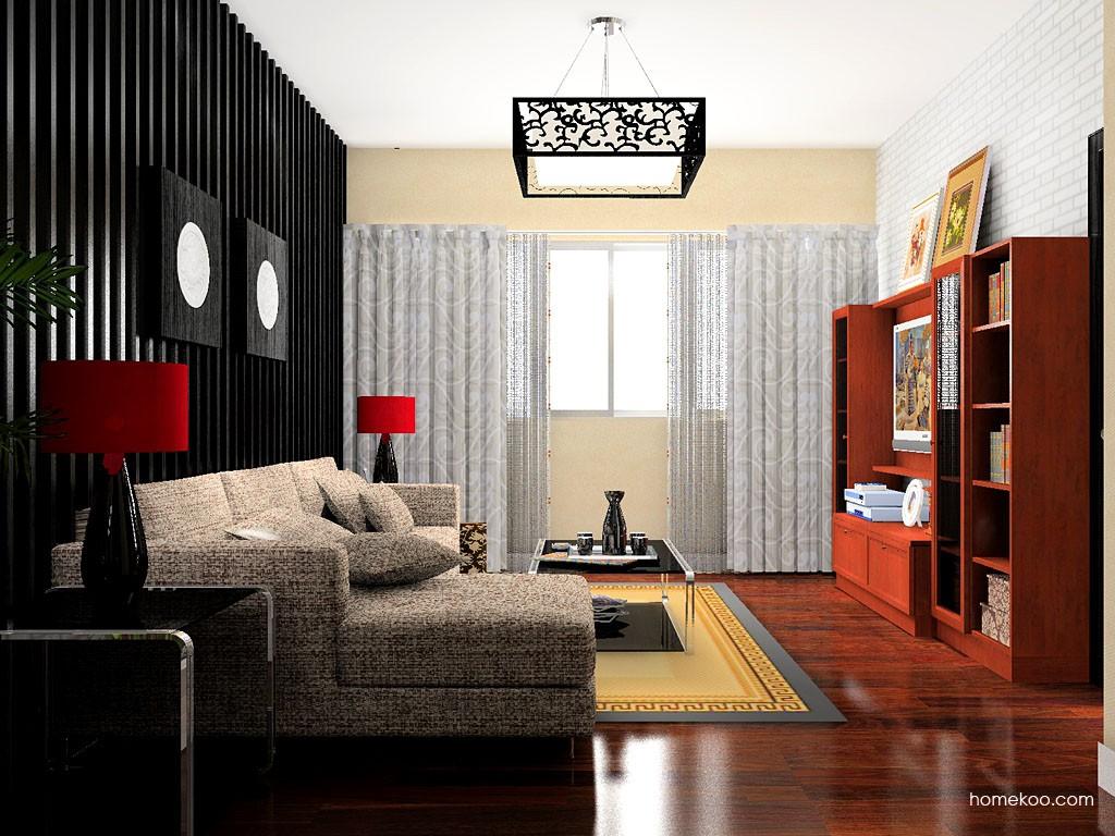 新中式主义客厅家具D9163