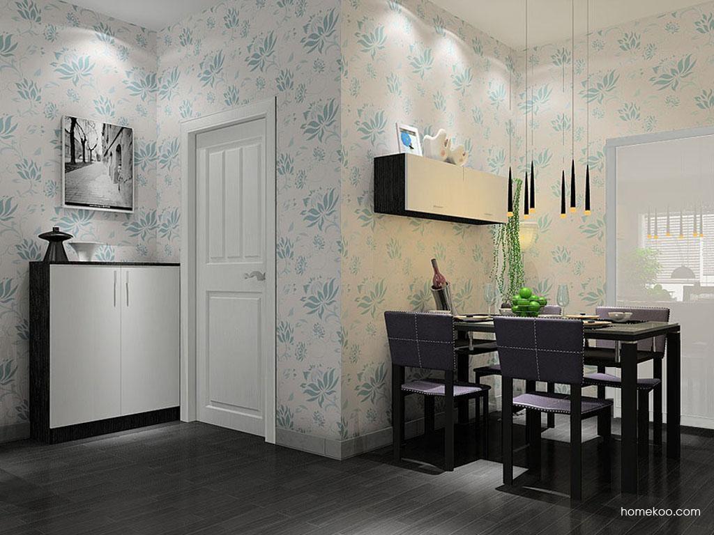 简约主义餐厅家具E9158