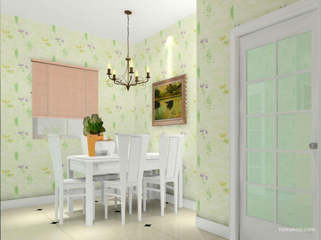 北欧阳光餐厅家具E9159