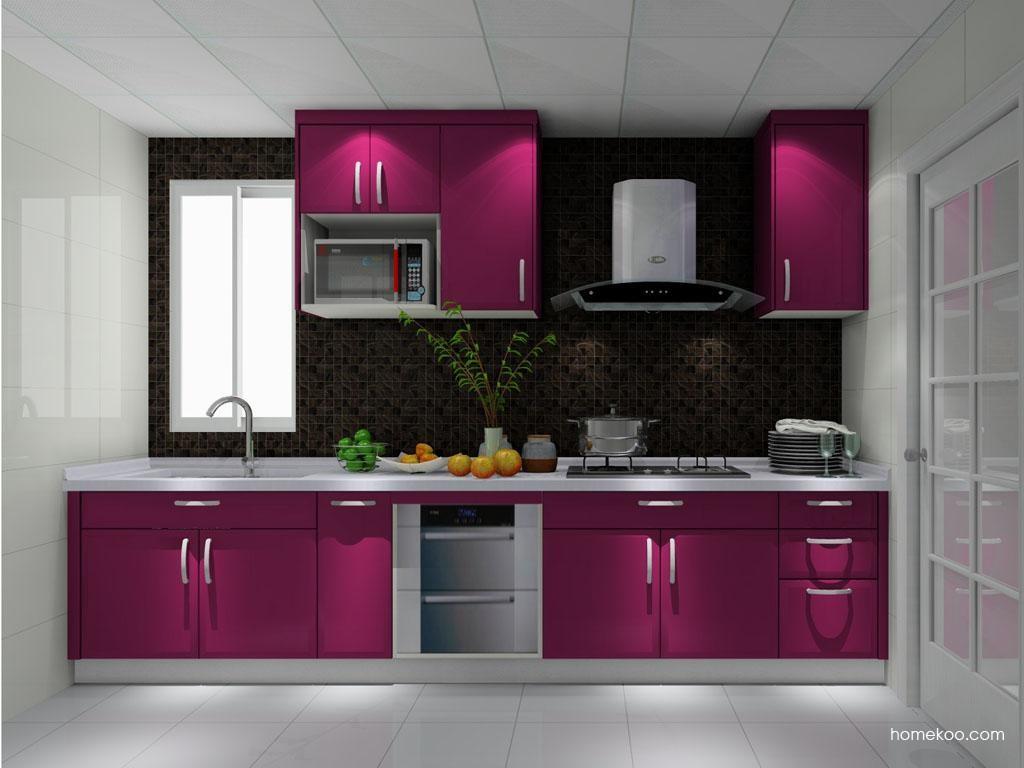 紫晶魅影橱柜F11183