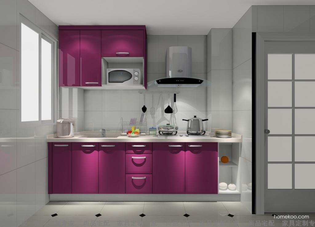 紫晶魅影橱柜F11195