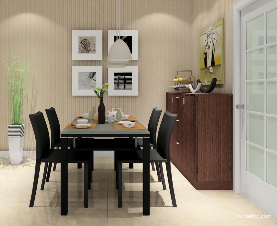 餐厅家具E0159