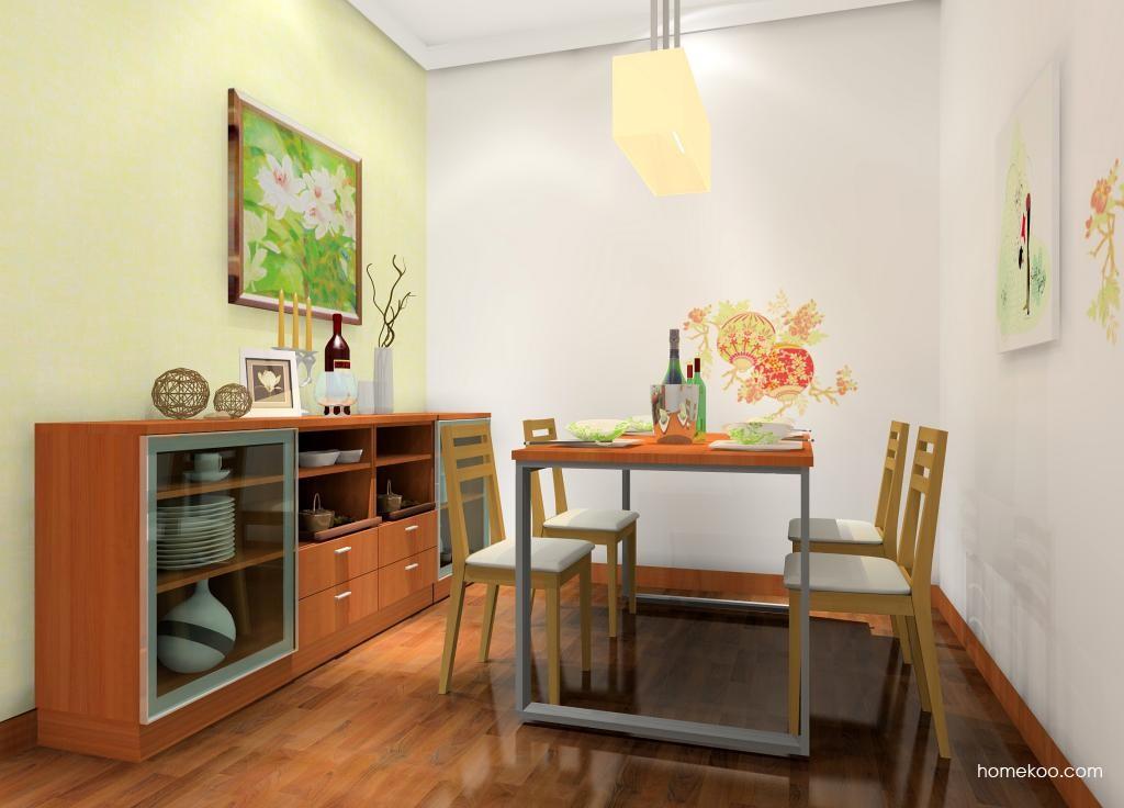 餐厅家具E0172