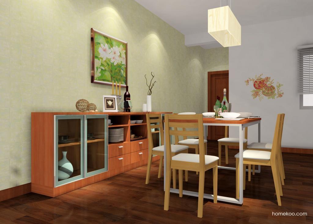 餐厅家具E0174
