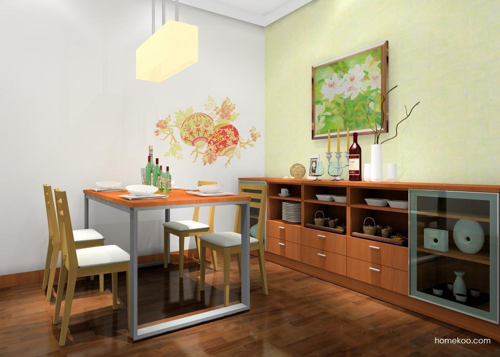 餐厅家具E0179