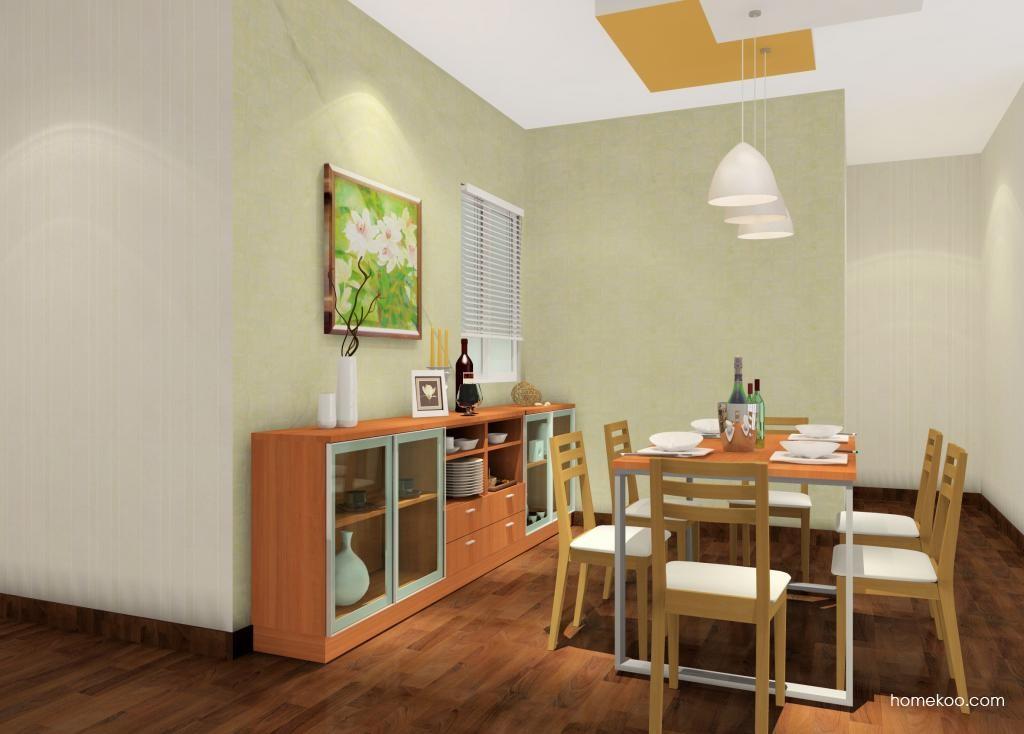 餐厅家具E0181