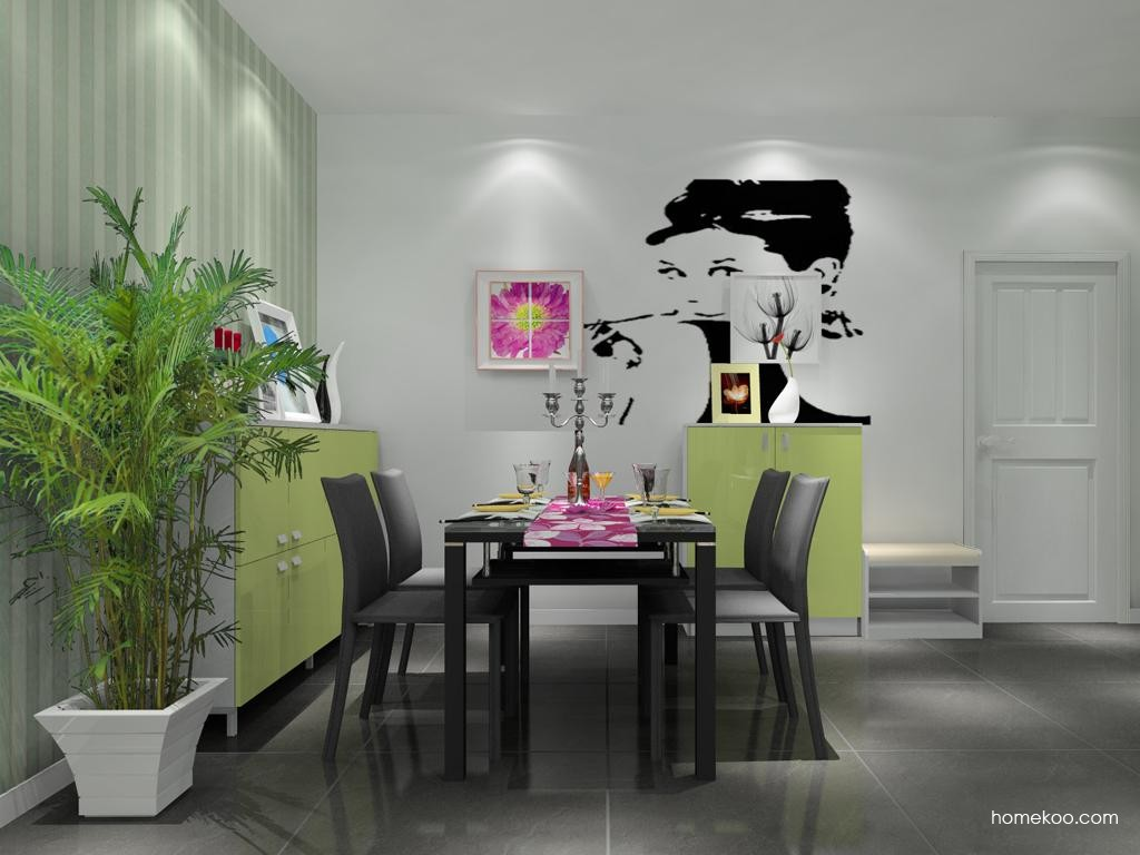 浪漫主义家具E9167