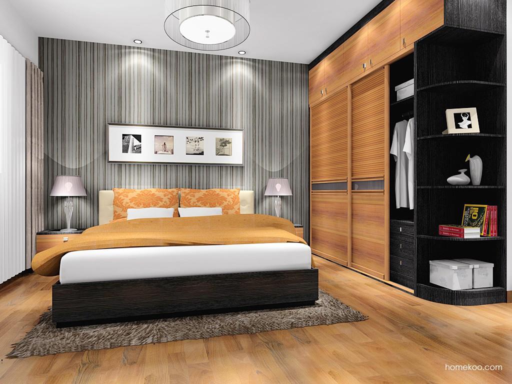 德国森林卧房家具A12109
