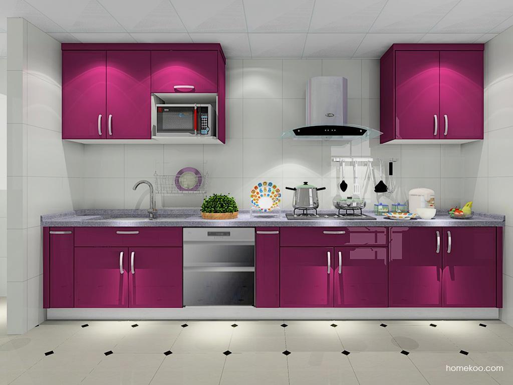 紫晶魅影橱柜F11282
