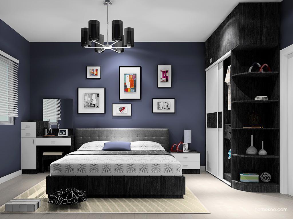 简约主义卧房家具A12105