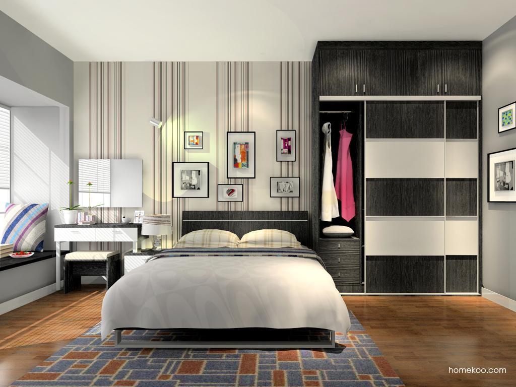 简约主义卧房家具A12108