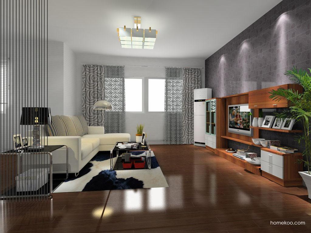 新实用主义客厅家具D9194