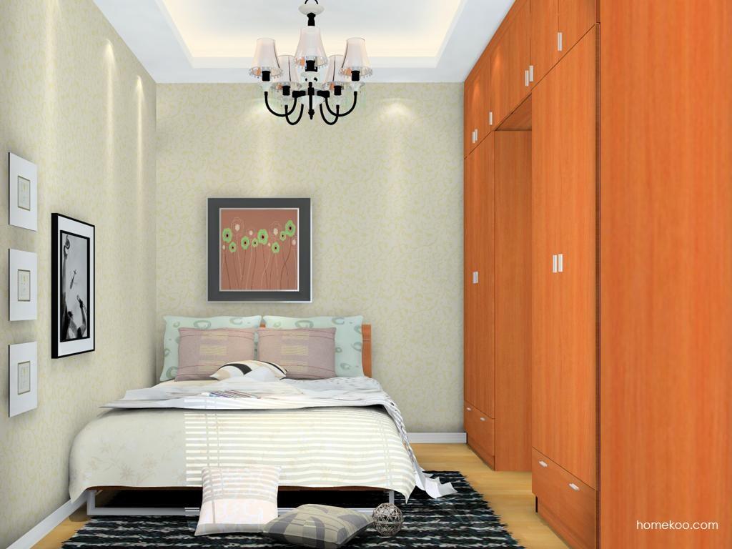 新实用主义卧房家具A12152