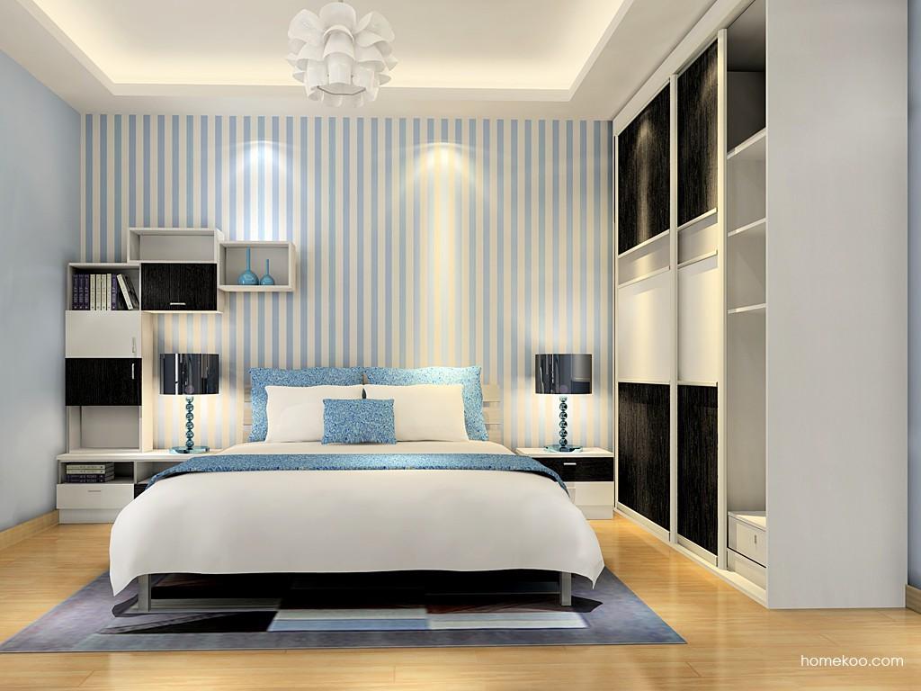 简约主义卧房家具A12171