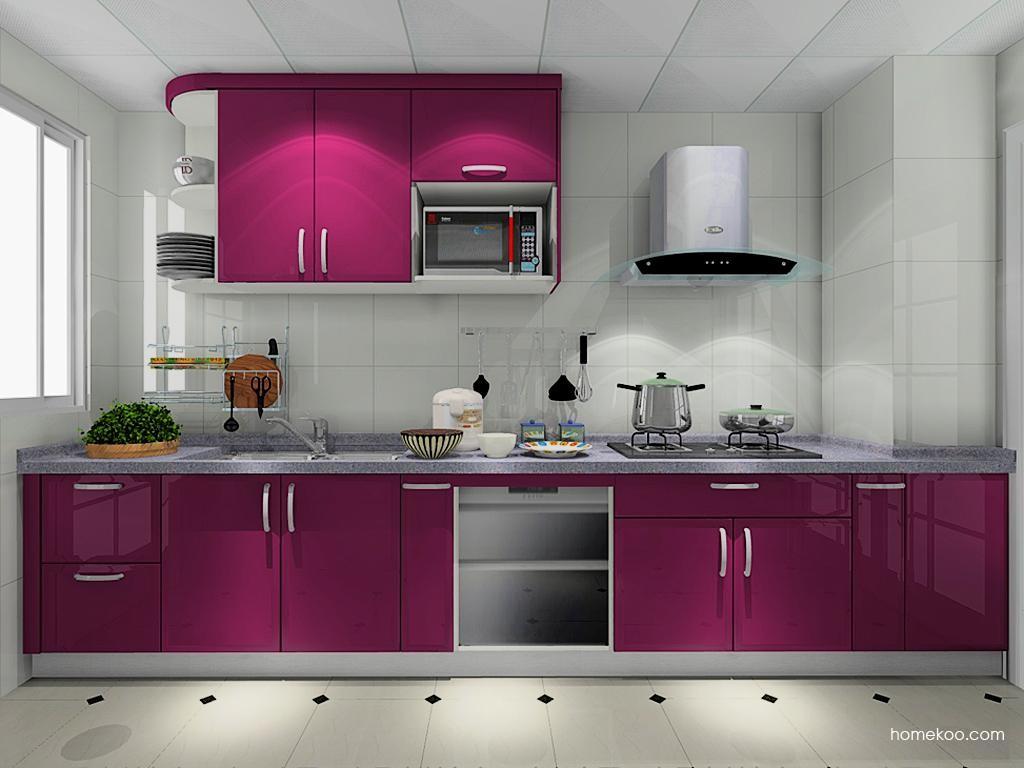 紫晶魅影橱柜F11537