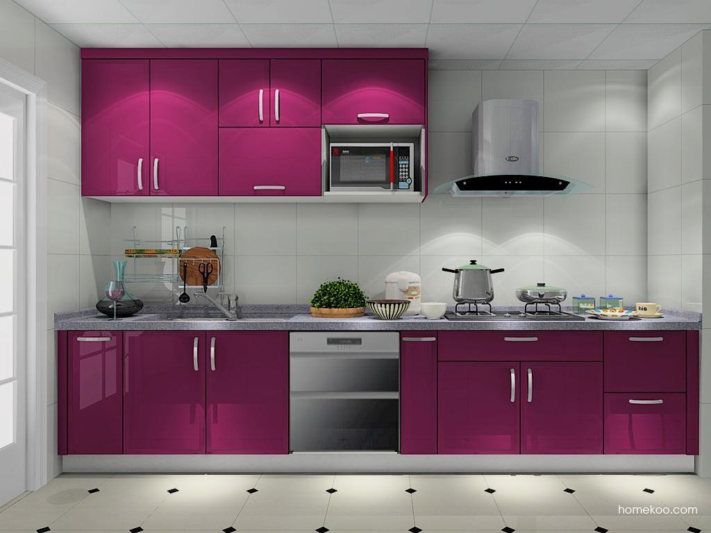 紫晶魅影橱柜F11546