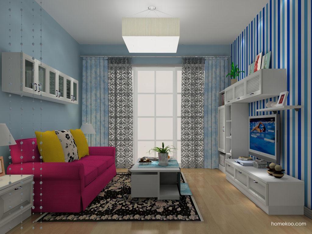 韩式田园客厅家具D9209